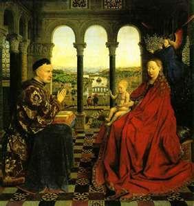 Jan van Eyck ... a must see in the Louvre...... breathtakingly beautiful