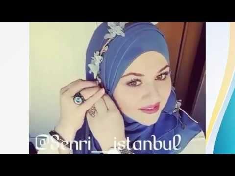 ستايلات لفات حجاب تركية روعة أول مرة تشوفيها New Turkish Hijab Styles Youtube Beginner Henna Designs Hijab Tutorial Scarf Styles