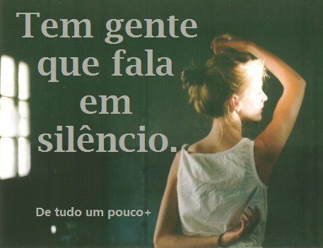 #silêncio