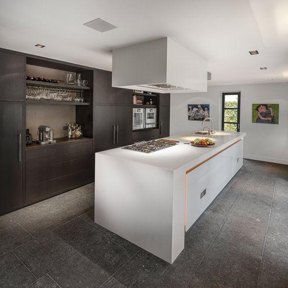 interiors kitchens modern interiors vlijmen interiors futuro modern ...