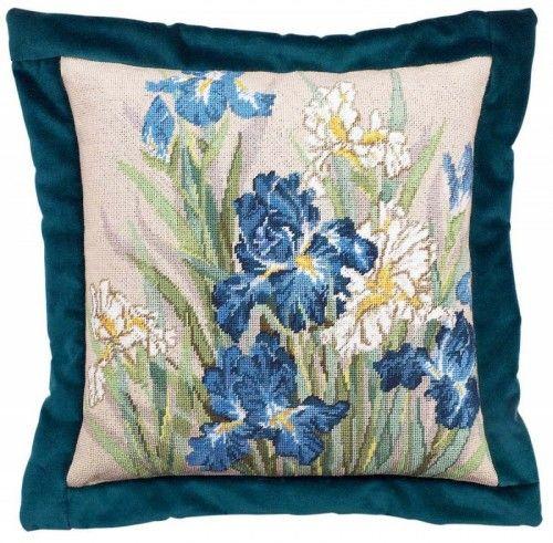 Oriental Stickerei Iris (Candamar)