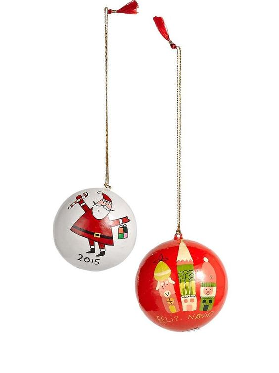 Los adornos imprescindibles para decorar tu #Navidad