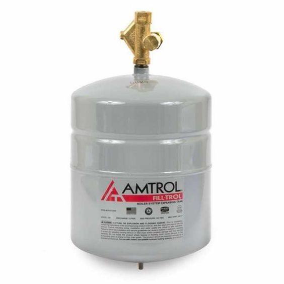 111-1 Fill-Trol 111 Expansion Tank With Fill Valve Amtrol (111