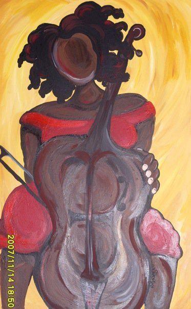 Sondra A. Strong - Hello To My Funky Cello