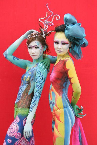 Daegu International Bodypainting Festival