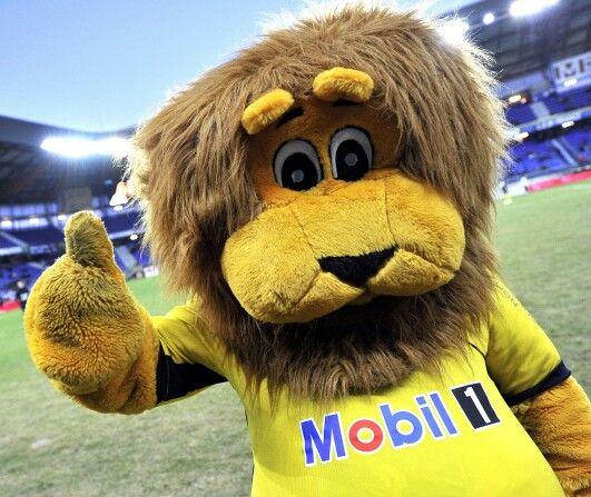 Mascotte du FC Sochaux Montbéliard - Ligue 1