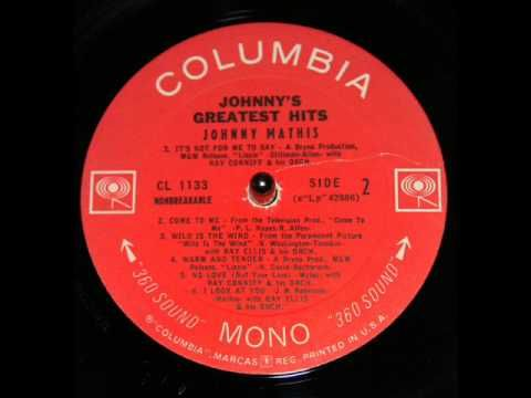 Johnny Mathis: I Look At You (Williams, 1959) - YouTube