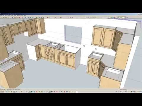GKWare Cabinet Maker | SketchUp Extension Warehouse | Sketchup ...