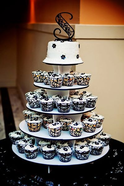 <3 Our Wedding   #wedding #reception #cake