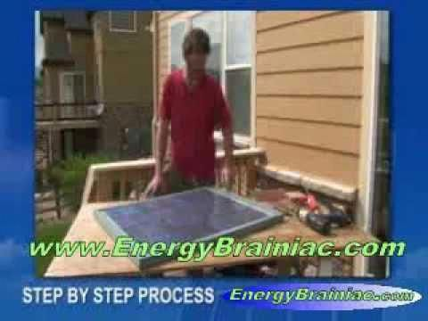 Pin On Solar Energy Storage