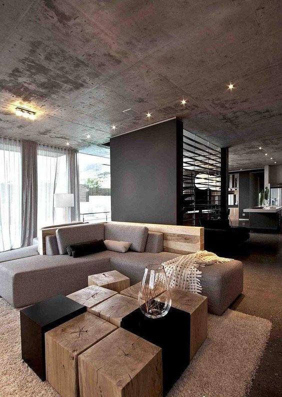 meubles en bois totalement uniques