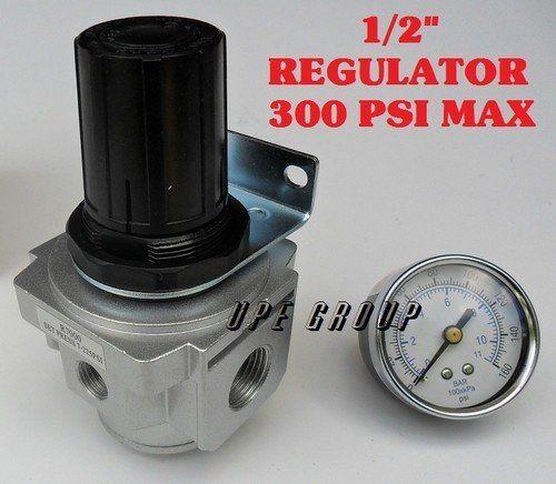 Air Pressure Regulator For Compressor Compressed Air 1 2 Free Gauge Pressure Regulator Compressor Compressed 1 2 Free Gauge Air Compressor Di 2019