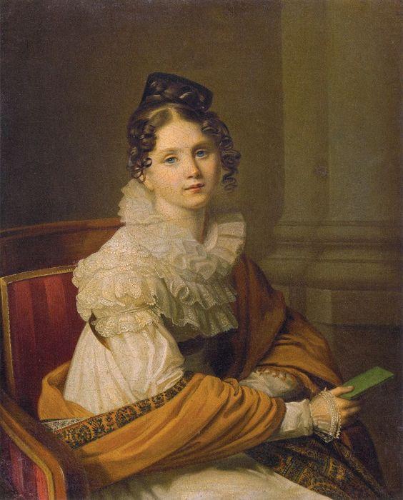 1820s Unknown artist - Natalia Pavlovna Stroganova