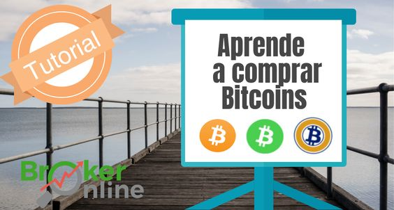 tutorial para comprar Bitcoins