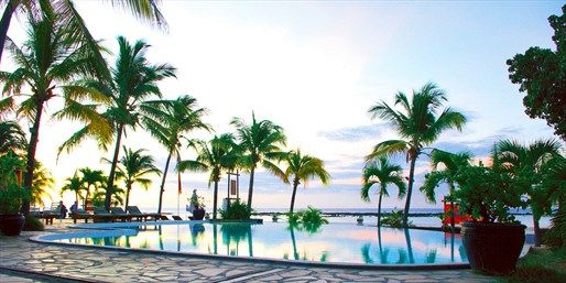 1199 € -- Traumreise Mauritius mit Condor-Flug & Halbpension