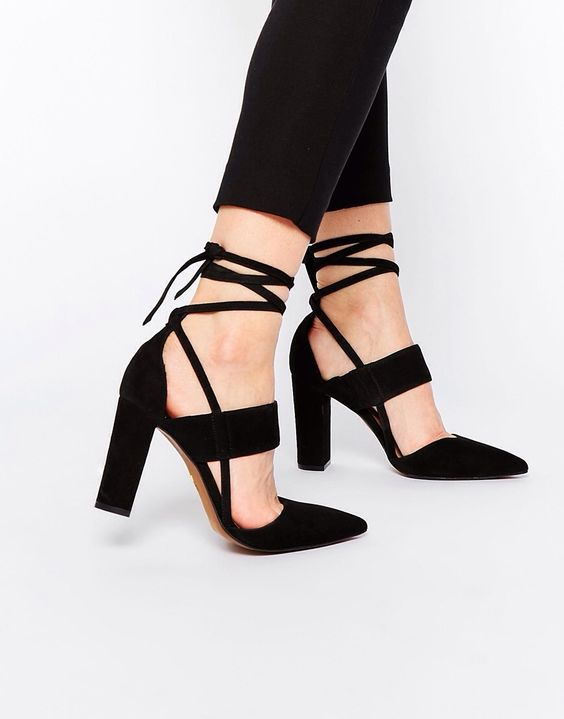 Surprisingly Cute Street High Heels