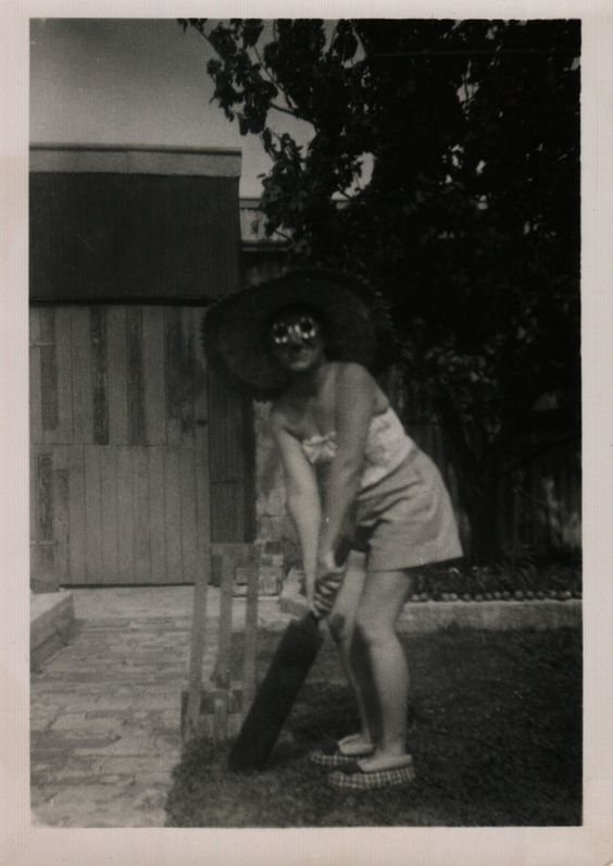 Xmas 1954.