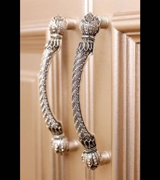Door handles beautiful and the guest on pinterest for Beautiful door handles