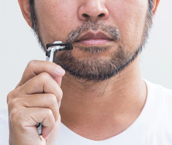 11 easy tips for grooming your facial hair the internet. Black Bedroom Furniture Sets. Home Design Ideas