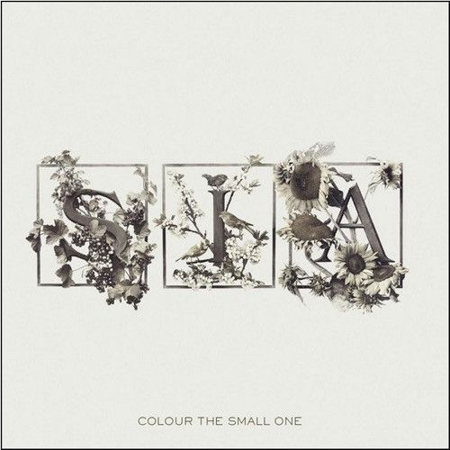 Sia - Colour The Small One on Limited Edition Colored LP