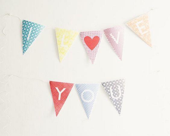 Bandeirinhas e Casal de noivos para baixar gratuito - Véu da Noiva - Blog de Casamentos