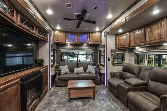 Landmark 365 Charleston - Heartland RVs Luxury Fifthwheel