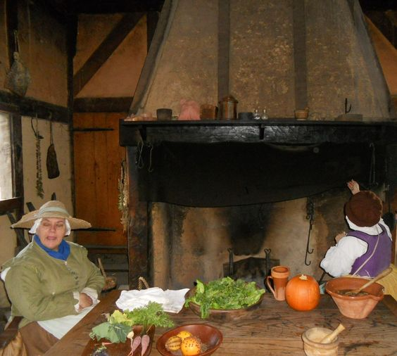 17th Century And Kitchens On Pinterest