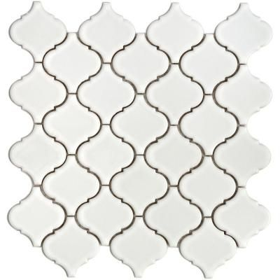 How cool is this tile? Can't believe it's home depot?