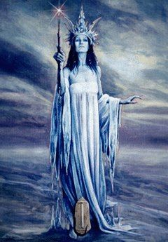 The Lore of Cailleach Bheur