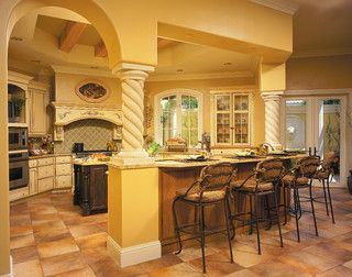 """Sater Design Collection's 6930 """"Lindley"""" Home Plan"""