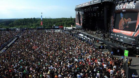 Rock you like a Hurricane: Musikfestivals in Deutschland!