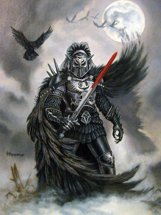 The Raven. by tonyszczudlo on DeviantArt