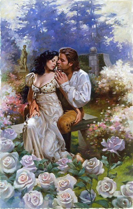 Romance Book Cover ~ Romance book cover illustrations by max ginsburg amo