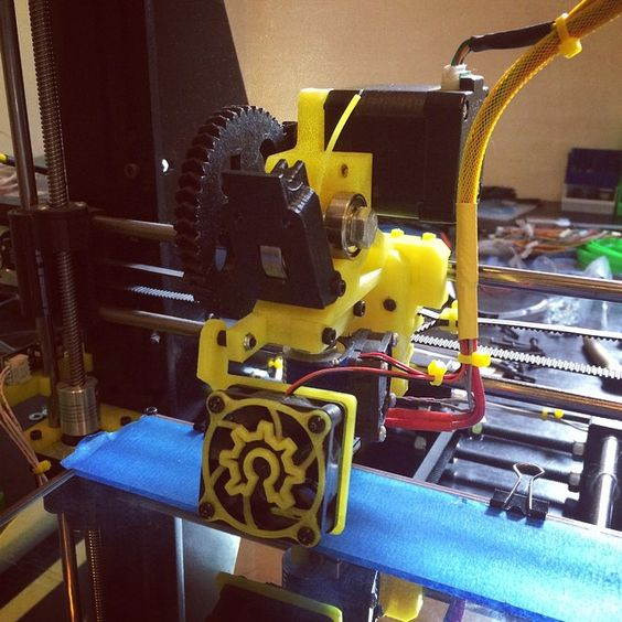 Something we liked from Instagram! Time for an upgrade  #obi3 #i3 #3dprinter #diy #openbuilds #opensource #iammaker #nerd #upgrades by scorpion_77 check us out: http://bit.ly/1KyLetq