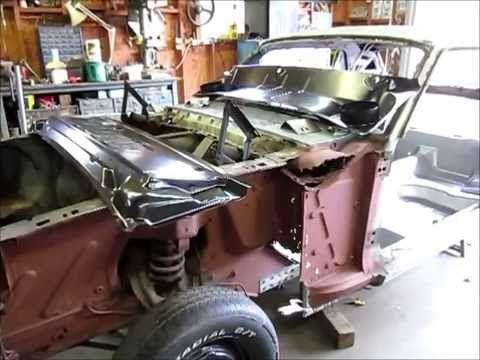 1965 Mustang Restoration Light Blue Youtube In 2020 1965 Mustang Mustang Restoration Mustang
