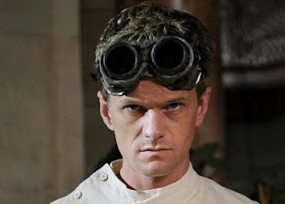 Neil Patrick Harris: He's Dr. Horrible, he's the Shoe Fairy, he's Barney...he's Awesome.
