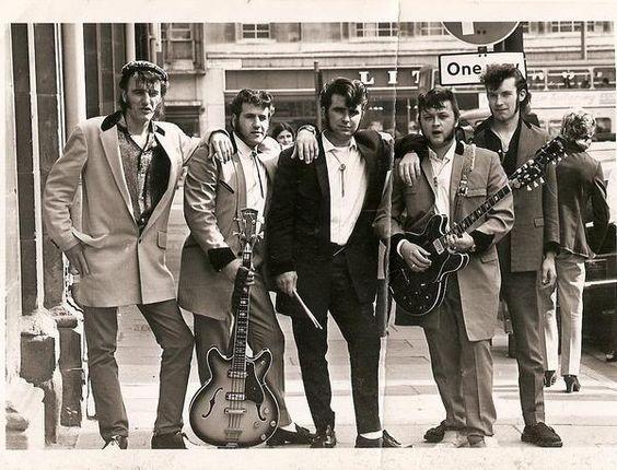 Crazy Cavan & the Rh.ythm Rockers