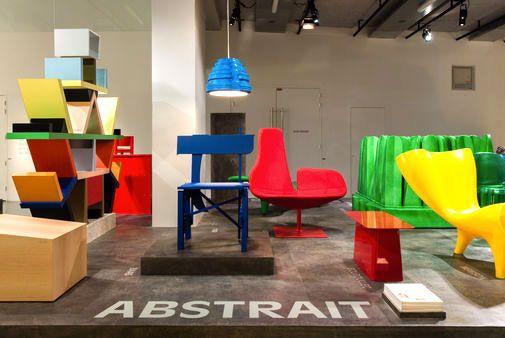 Oracle du Design | Direction la Gaîté Lyrique qui nous propose de porter un regard particulier, celui de Lidewij Edelkoort, chasseuse de tendances, sur des objets et meubles design issus du Centre National des Arts Plastiques (CNAP).