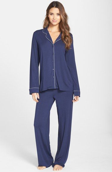 Main Image - Nordstrom Lingerie Moonlight Pajamas:
