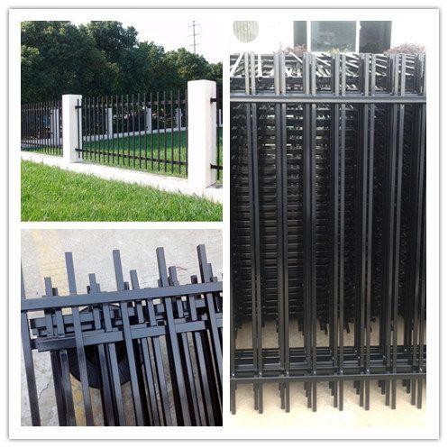 Prefab Iron Fence Di 2020