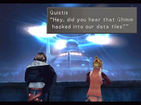 Final Fantasy 8 is an entirely new story, following the adventures of Squall, a…