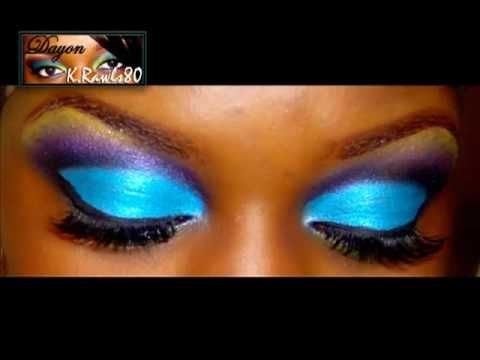 From MELANCHOLY to GLAM GIRL :|: Glamour Doll Eyeshadows with www.cherrikelvinbeautyconsultant.com  #eyeshadowmakeup