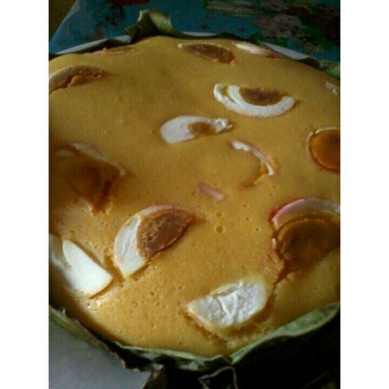 Homemade Bibingka