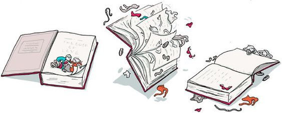 Your First Illicit Reading Experience