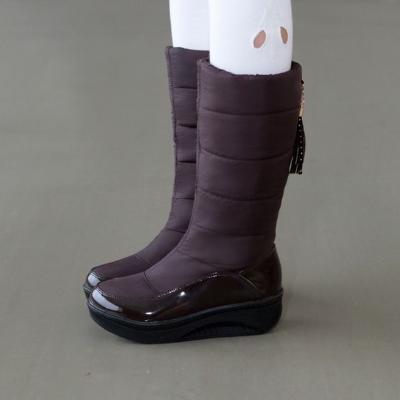Insanely Cute Winter Boots