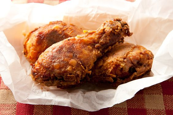 Basic Buttermilk Fried Chicken