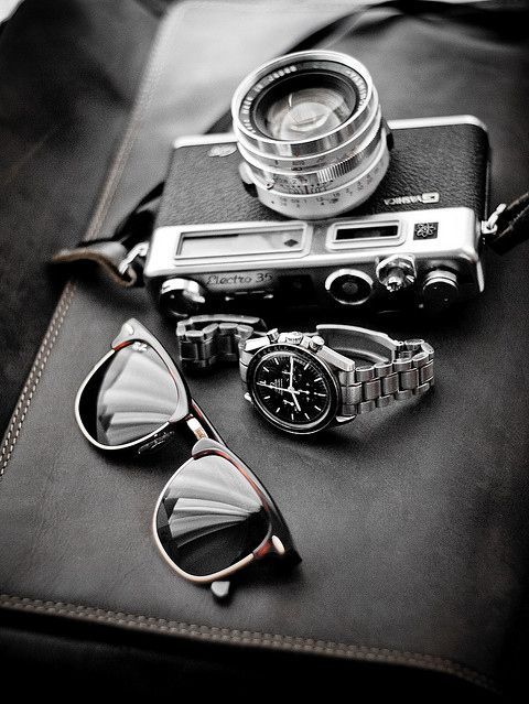 ray ban glass wallpaper  slr camera, rolex watch and ray ban sunglasses. more fashion at thedillonmall