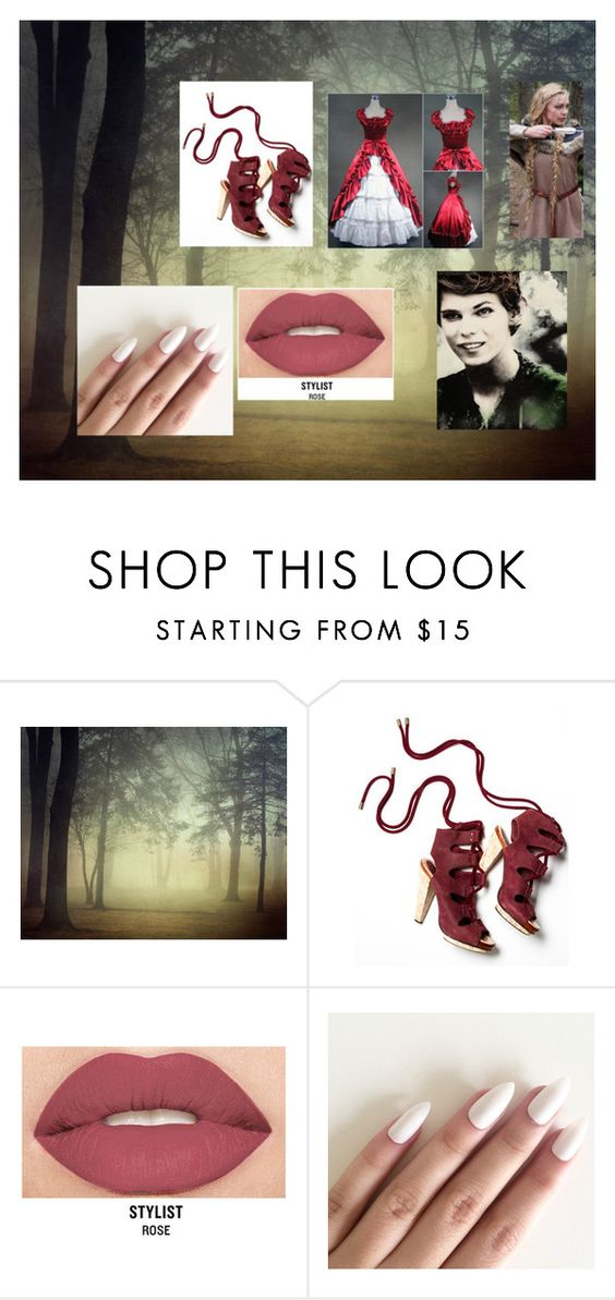 """Running from Pan"" by christiana-samuel on Polyvore featuring Royal Velvet, Derek Lam, Once Upon a Time and Smashbox"