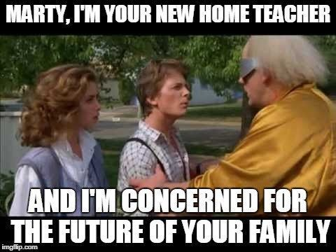Back To The Future Ldshilarious Lds Memes Back To The Future Style Memes Ldsmemes Mormonmemes Lds Hu Future Memes Back To The Future Funny Mormon Memes