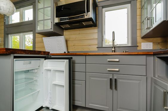 Wynette tiny house from Wishbone Tiny Homes